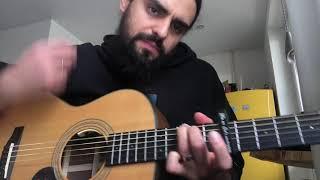 СЛОВО ЖИЗНИ music - забывая прошлое (гитарный урок)