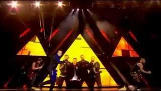 JLS - She Makes Me Wanna (JLS Sing for Sport Relief)