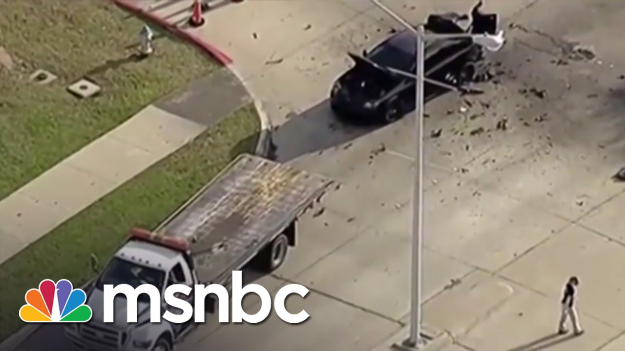 ISIS Claims Responsibility For Muhammad Cartoon Shooting | msnbc thumbnail