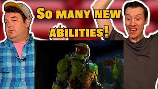 Halo Infinite - Gameplay Trailer Reaction