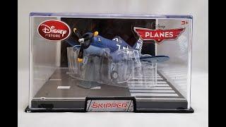 Skipper Disney Planes Die-cast Review