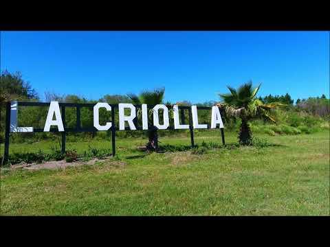 La Criolla vista desde el drone de DRU