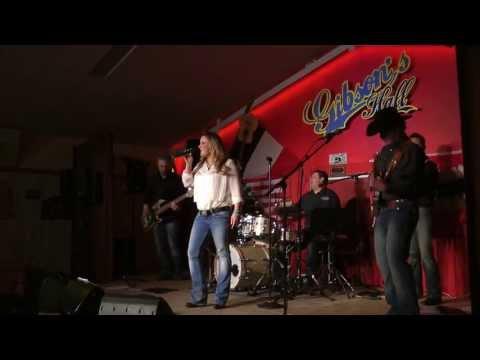 "Gabi Jones & The Outlaws - ""SOMETHING MORE"" @ Gibson Hall April 2013"