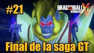 DRAGON BALL XENOVERSE: UN NUEVO MAESTRO Y EL FIN DE LA SAGA #21