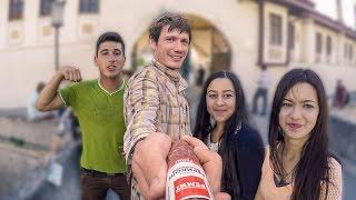 Крым на колбасу. (Колбасное селфи 360°).