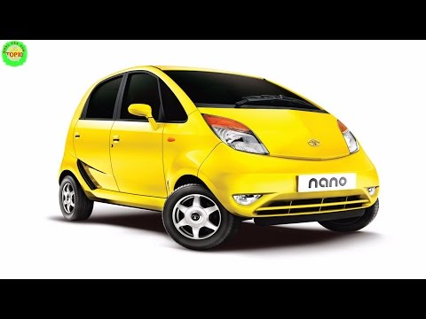 Top 10 Cheapest Cars In The World