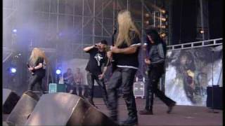 NEVERMORE - Enemies Of Reality Live Wacken 2004 (OFFICIAL VIDEO)