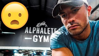I'm Detaching Myself From Alphalete...