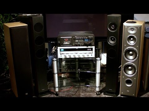Pioneer s-31 VS JBL E80 sound test  & Pioneer S-31 review