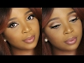 Get this Look! Watch a Simple Matte Neutral Eye Makeup Tutorial by Toni Esu