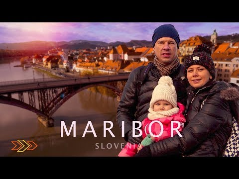 СЛОВЕНИЯ | Марибор - второй после Любляны. Почём чёрные бургеры?