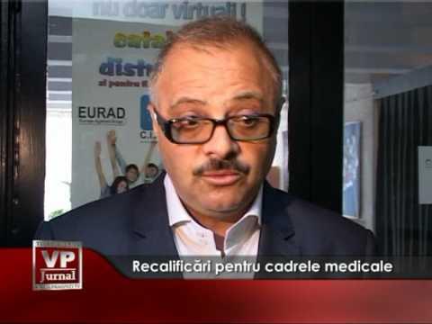 Recalificari pentru cadrele medicale
