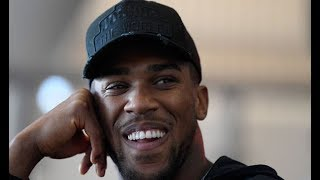 Anthony Joshua in Hot Water over Controversial Comments