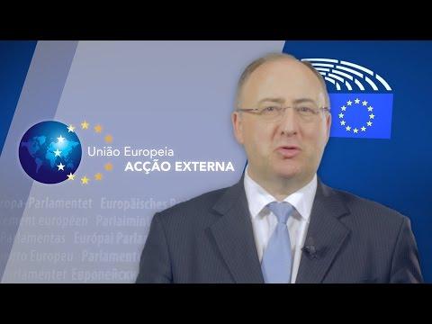 Minuto Europeu nº 85 - Serviço Europeu para a Ação Externa