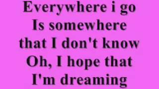Mixed Up- HannahMontana (Lyrics) (HQ)