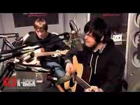 The Spill Canvas - All Over You (Acoustic)