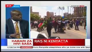 Uamuzi wa Mahakama ya juu zaidi kuhusu urais wa Uhuru Kenyatta (Sehemu ya tatu)