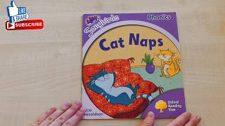 Cat Naps Songbirds Phonics | Book For Kids