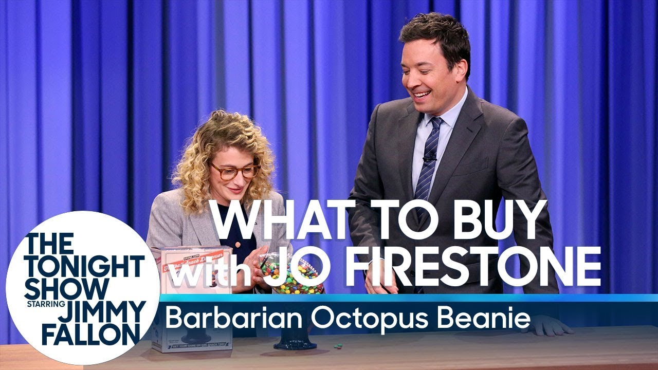 What to Buy with Jo Firestone: Barbarian Octopus Beanie thumbnail