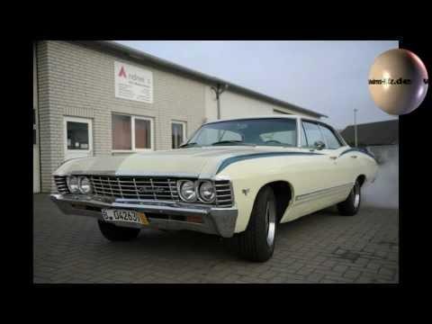 Chevrolet Impala 1967 V8 Limousine