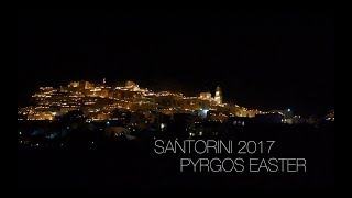 Easter in Pyrgos