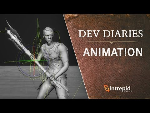 Ashes of Creation - Dev Diaries - Animation
