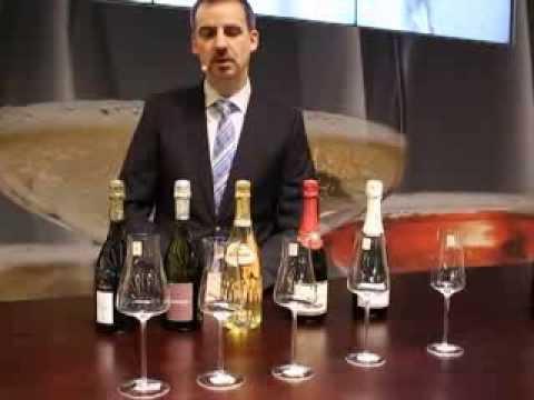 Alexander Kohnen und ZWIESEL KRISTALLGLAS präsentieren: WINE CLASSICS Champagnergläser