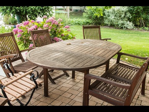 Gartenmöbel Set Holz - Was Sie dazu wissen müssen!!!