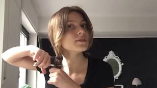 Bob Haircut ! DIY