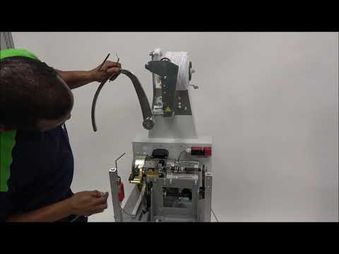 AXRO FQC2: Naald komt niet terug in startpositie