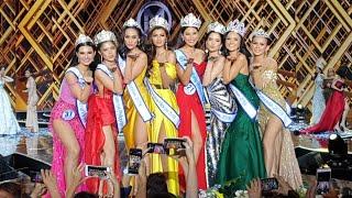 Michelle Dee is Miss World 2019 and Kelley Day is Miss Eco Philippines 2019 #MWP2019 #MichelleDee #MissEcoPhilippines2019 #KelleyDay #winners #beautyqueens #queens #pageants #coronation #IsabelledeLeon