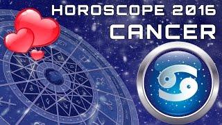 Cancer Love Horoscope 2016