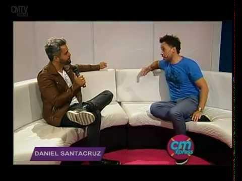 Daniel Santacruz video Entrevista y Canciones - Noviembre 2015