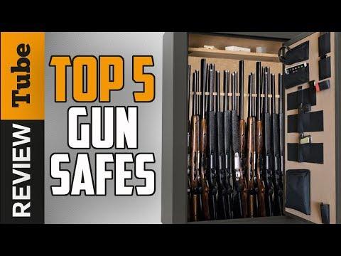 ✅Gun Safe: The Best Gun Safe 2018 (Buying Guide)