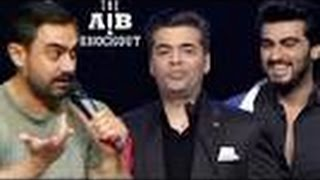 Aamir Khans Absolutely Disturbed By The AIB All India Bakchod Roast