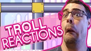 Best Reactions to my Troll SMW Romhack (Carl vs Juz Part 1)