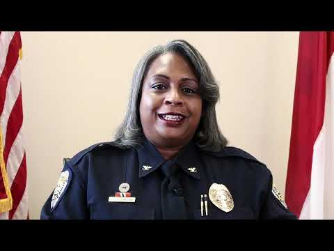 2020 Campaign Video: Chief Catrina Thompson (COVID-19 Cut: 4:02)