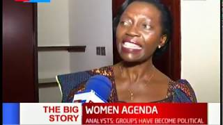 TEAM EMBRACE VS INUA MAMA: Demystifying the women agenda | THE BIG STORY