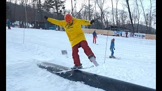 """Открытие горнолыжного сезона на """"Комете"""" 2018"""