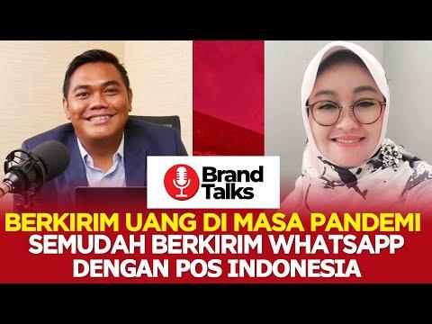 Berkirim Uang Di Masa Pandemi Semudah Berkirim Whatsapp Bersama Pos Indonesia #Part 2
