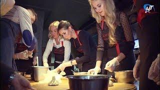 Участницы «Миссис Великий Новгород - 2019» посоревновались в кулинарном мастерстве