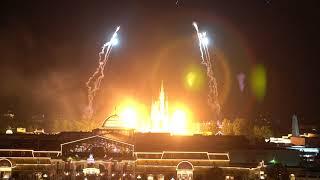 【高画質・音悪・プレビュー】Celebrate! Tokyo Disneyland - 新ナイトタイムスペクタキュラー(2018年7月9日 ディズニーランドホテル)