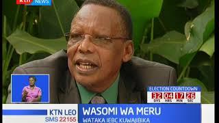 Viongozi wa Meru waitaka IEBC kuhakikisha marudio ya uchaguzi yanafanyika Oktoba 17