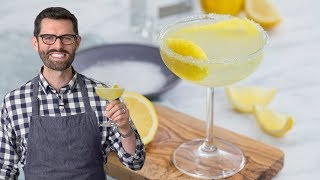 How to Make a Lemon Drop Cocktail