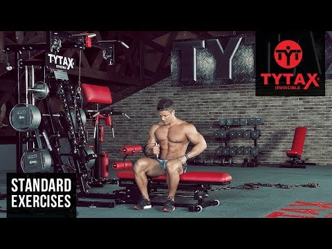 Cable Seated Shoulder Internal Rotation | TYTAX® M2