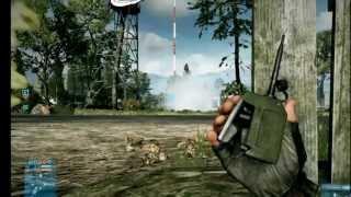 Battlefield 3 Приколы