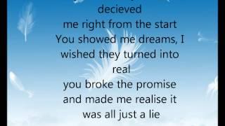 Within Temptation Angels (lyrics)