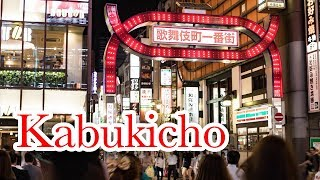 Kabukicho, Tokyo