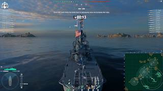 World of Warships - Torp boat, Gun boat, Scout, Killer, Carryer