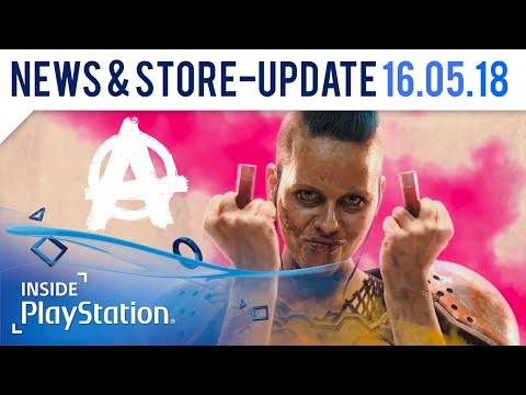 Rage 2 kommt: Die Wüste bebt! | PlayStation News & Store Update